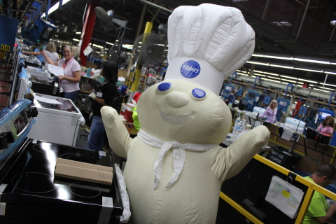 GE, a national sponsor of the 46th Pillsbury Bake-Off(R) Contest, will provide a range that features ...