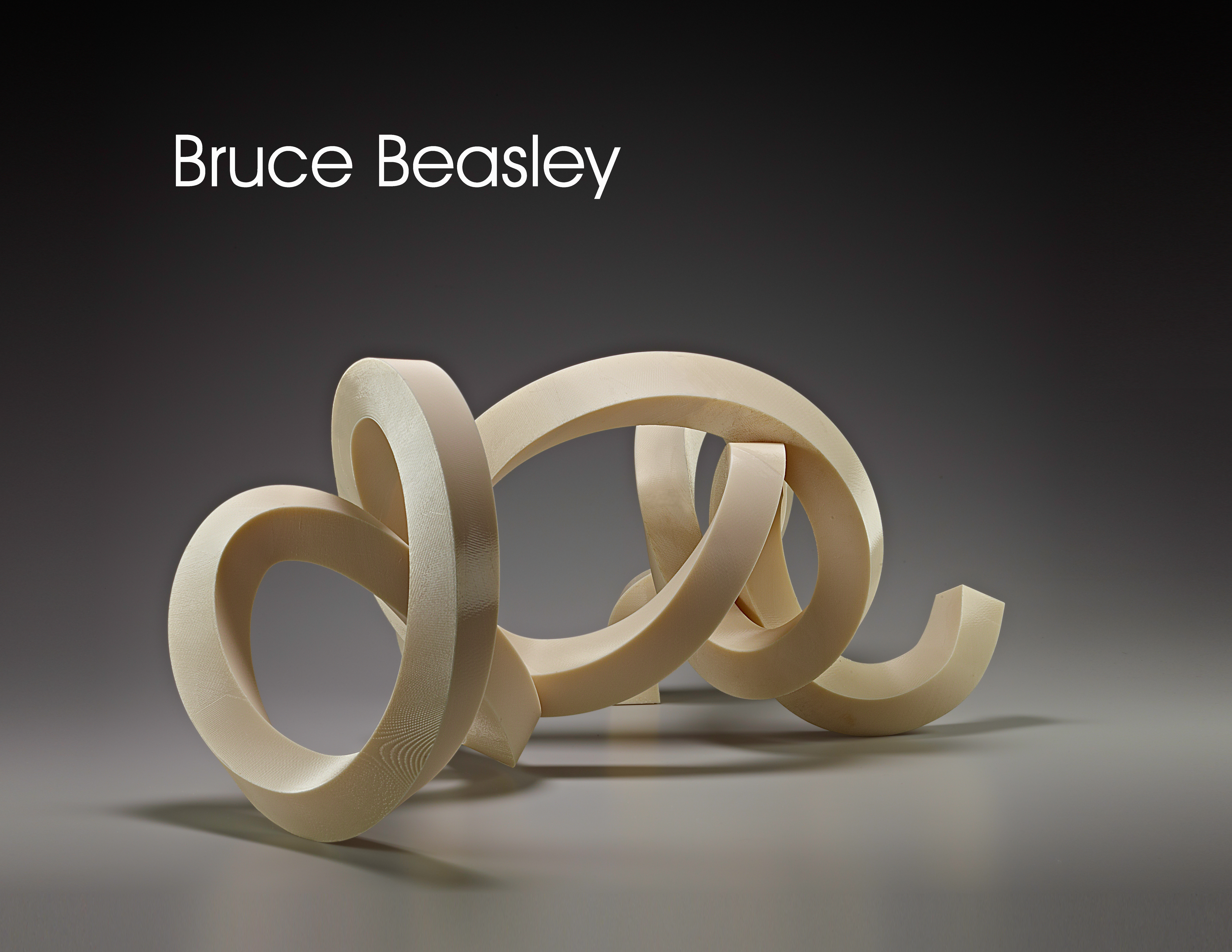 renowned sculptor bruce beasley launches coriolis, a 3d-printed art