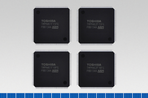 Toshiba: ARM Cortex(TM)-M4F-core-based New Microcontrollers for Motor Control Applications (Photo: B ...