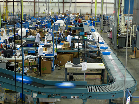 CafePress Production Facility in Louisville, KY (Photo: Business Wire)