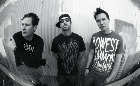 Blink-182 (Photo: Business Wire)