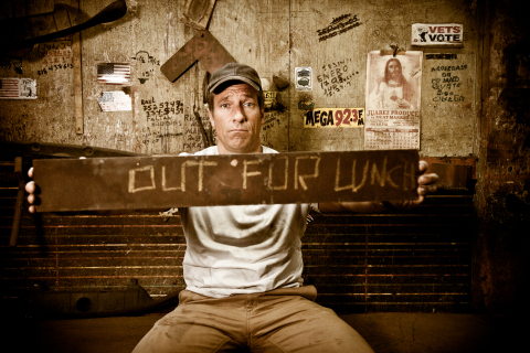 Mike Rowe, host of Dirty Jobs and CEO of mikeroweWORKS (Photo: Business Wire)