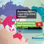 Business Wire Announces Opening of Hong Kong Full-Service Office (Graphic: Business Wire)