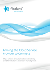 Arming the Cloud Service Provider to Compete (