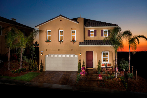 KB Home's ZeroHouse 2.0 model in San Diego, Calif. (Photo: Business Wire)