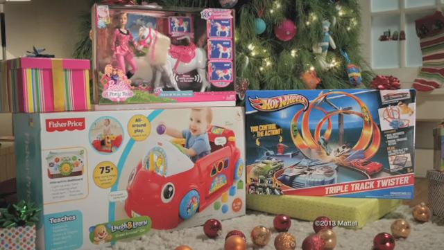 'toy feliz Commercial