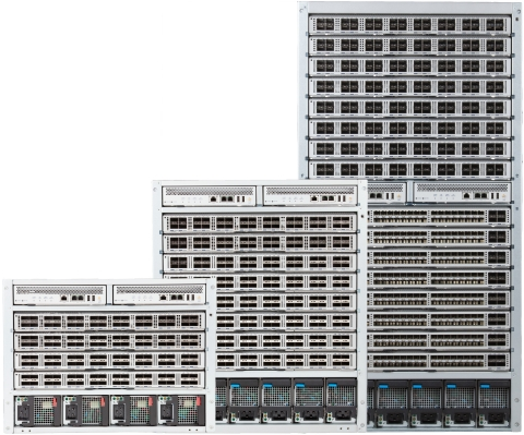 The Arista 7300 Series (Photo: Business Wire)