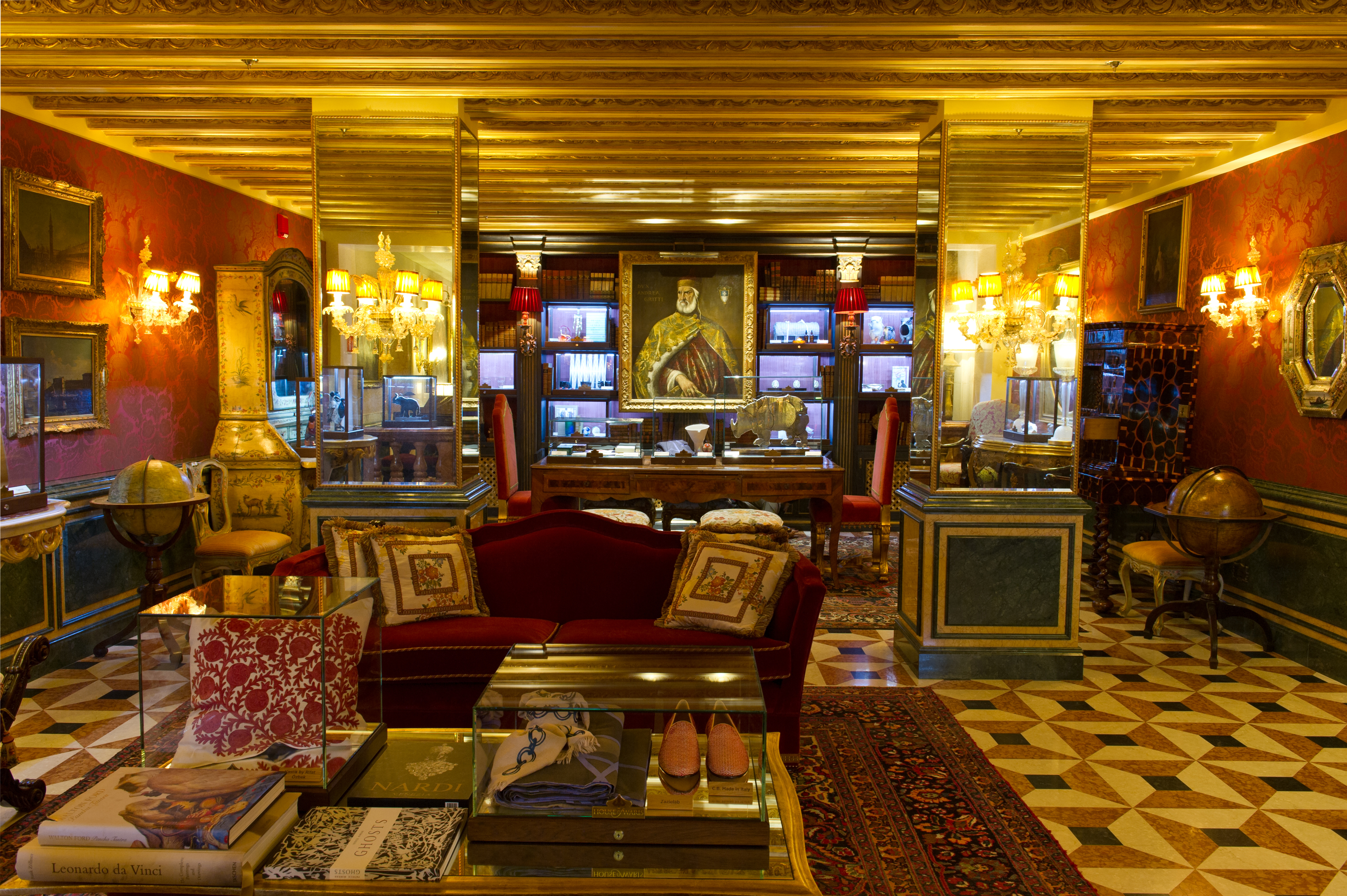 Waris ahluwalia with the luxury collection hotels for The luxury collection hotel