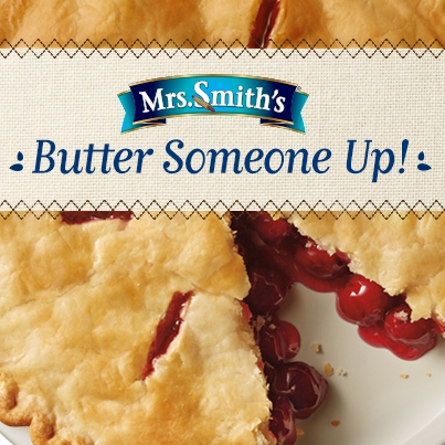 "Mrs. Smith's ""Butter Someone Up"" (Photo: Schwan's Consumer Brands, Inc.)"