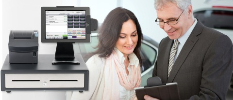 Sprint and Vantiv offer tablet-based point-of-sale system (Photo: Business Wire)
