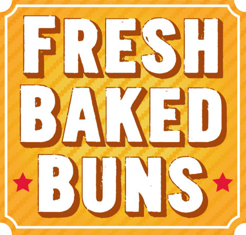 Fresh Baked Buns, new at Carl's Jr. and Hardee's (Graphic: Business Wire)