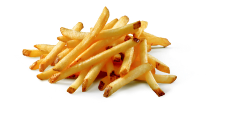 SONIC(R) Drive-In today announced the launch of its new Natural-Cut Fries. Made from whole russet potatoes, the new natural-cut, 'skin-on' fry offers guests a higher quality fry with a crispy crunch to delight the senses. (Photo: Business Wire)