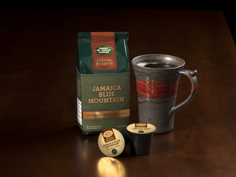 Limited edition Green Mountain Coffee(R) Special Reserve products make the perfect holiday gift for coffee connoisseurs (Photo: Business Wire)