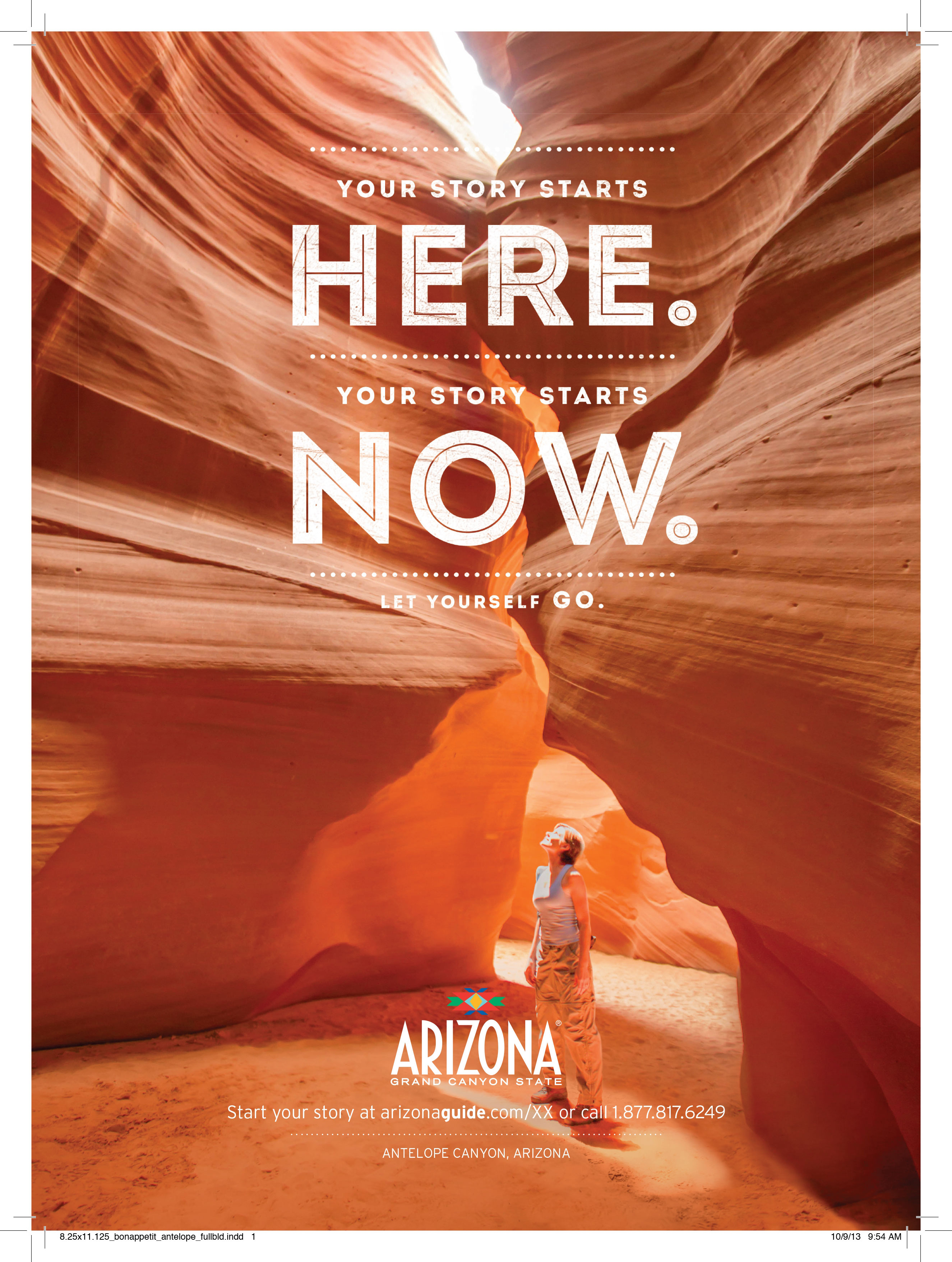 arizona office of tourism debuts new travel advertising campaign
