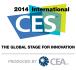 Il sito web e l'app mobile di 2014 CES garantiscono un'esperienza digitale di alto livello