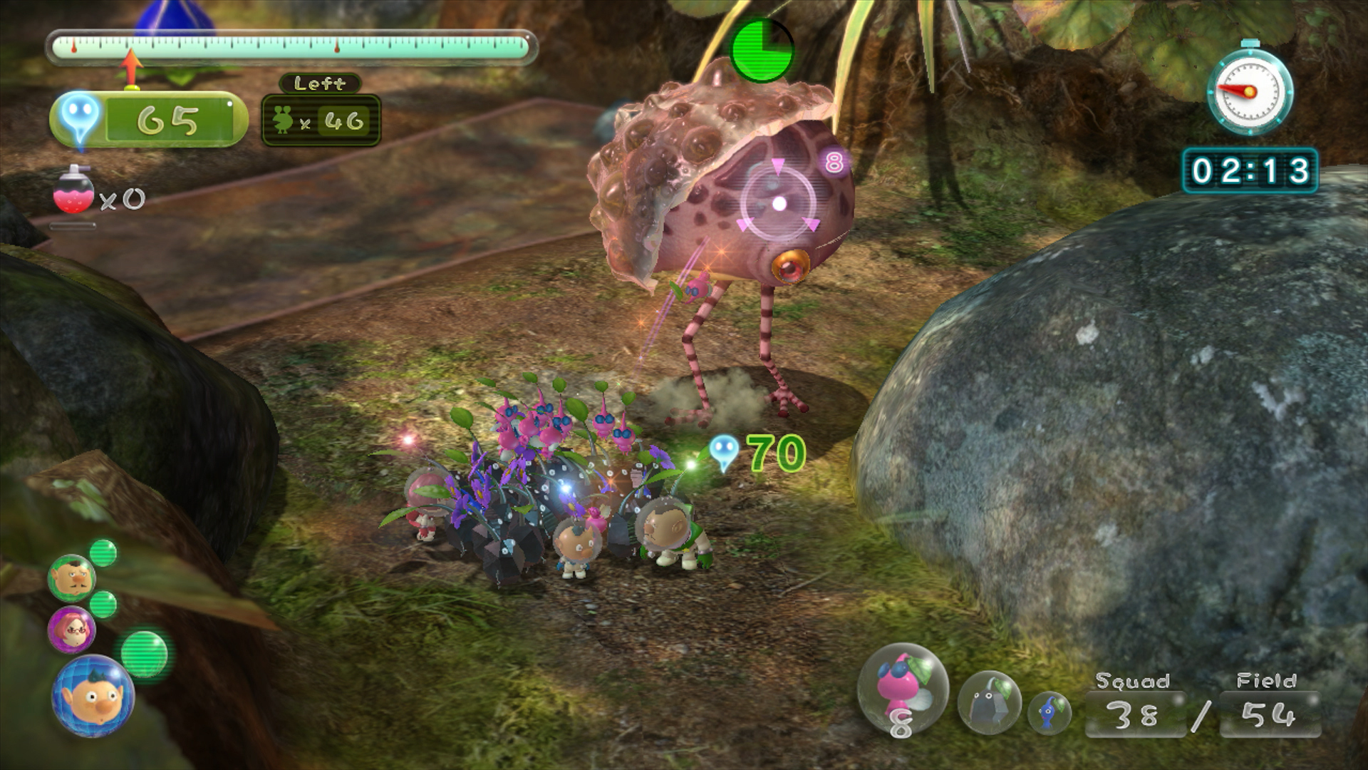 Adding Multimedia Nintendo News Battle Hordes Of Enemies In New Action Packed Dlc For Pikmin 3 Business Wire