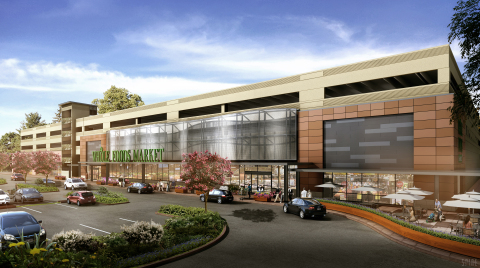 Whole Foods Market Coming to The Woodlands (Rendering) (Photo: Business Wire)
