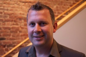 Todd Papaioannou, chief technical officer, Splunk. (Photo: Business Wire)