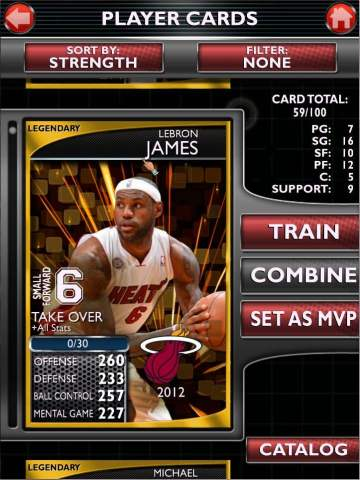 MyNBA2K14 gives players access to the latest NBA scores, along with two new game modes - MyGame and  ...
