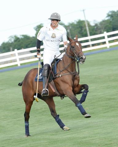 Nacho Figueras, St. Regis Connoisseur, continues to celebrate polo with St. Regis, from the United S ...