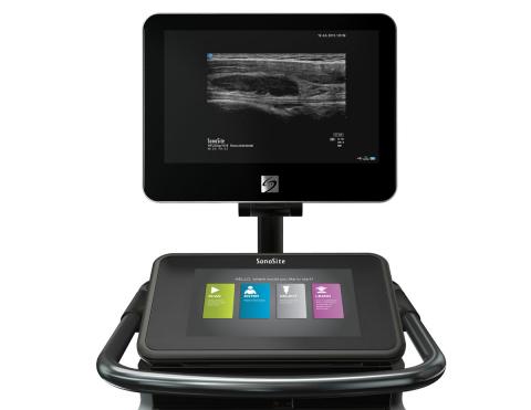 SonoSite X-Porte(TM) Ultrasound Kiosk (Photo: Business Wire)