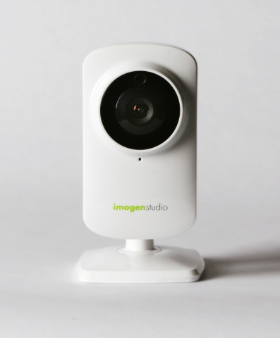 ImogenStudio's new +Cam Pro ($74.99) brings affordable home video monitoring and DIY security solutions to everyday consumers (Photo: Business Wire)