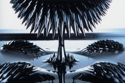 Ferrofluid (Photo: Business Wire)