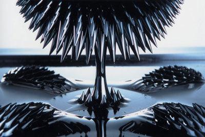 Ferrofluid (Photo: Business Wire)