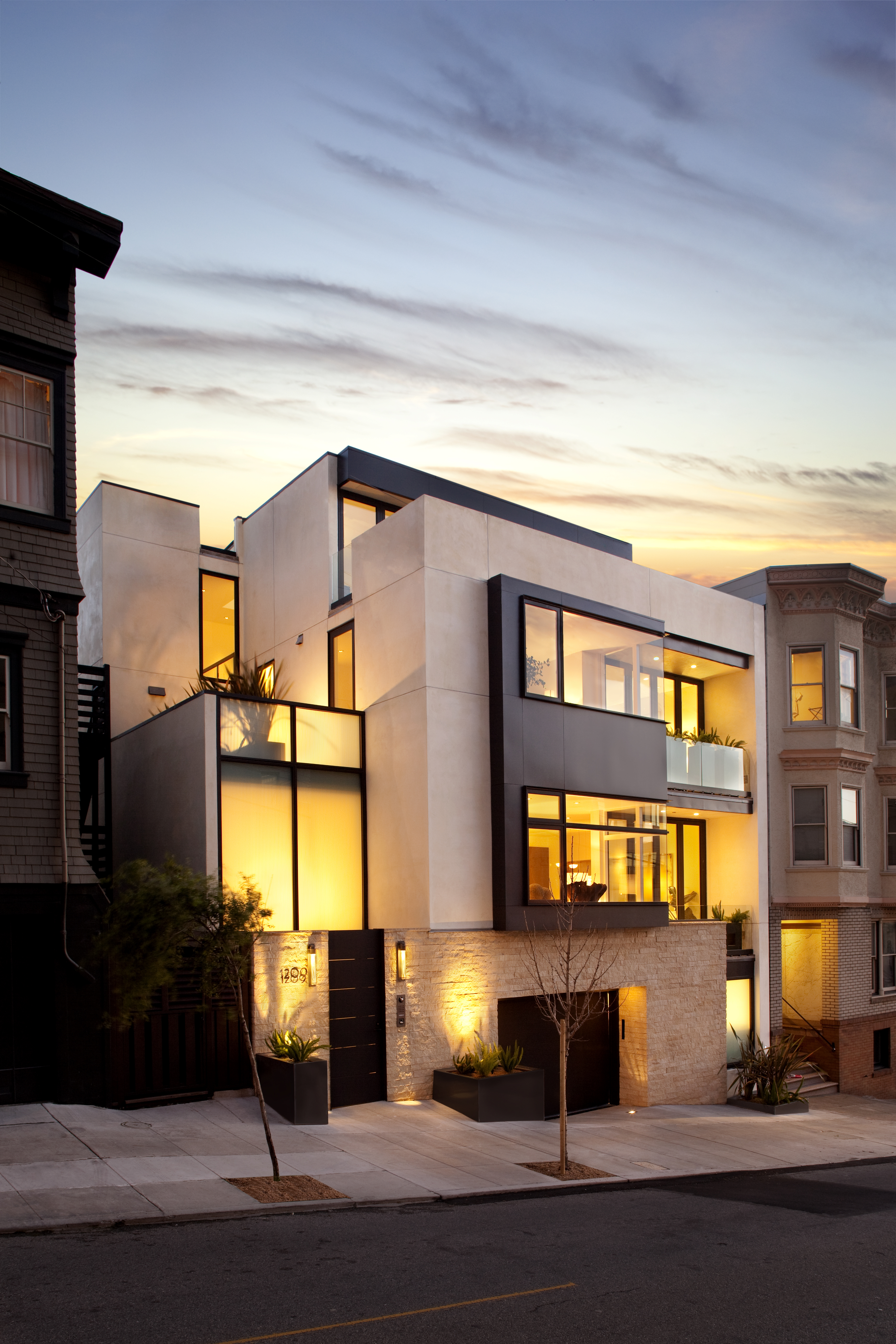 Troon Pacific Makes History, Sells San Franciscou0027s Greenest Ultra Luxury  Home For Record Price   Business Wire