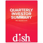 3Q-13 Quarterly Investor Summary