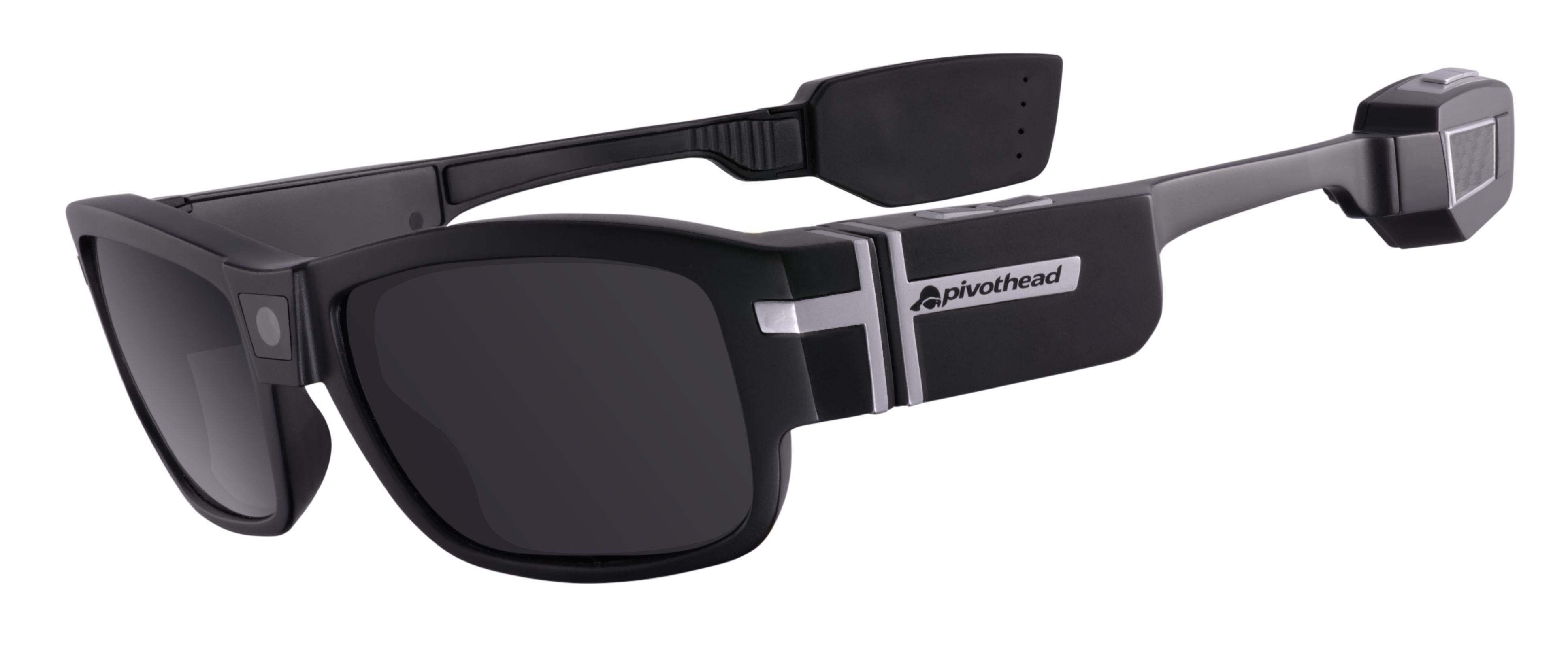 Pivothead SMART Glasses. Teller Model. (Photo: Business Wire)