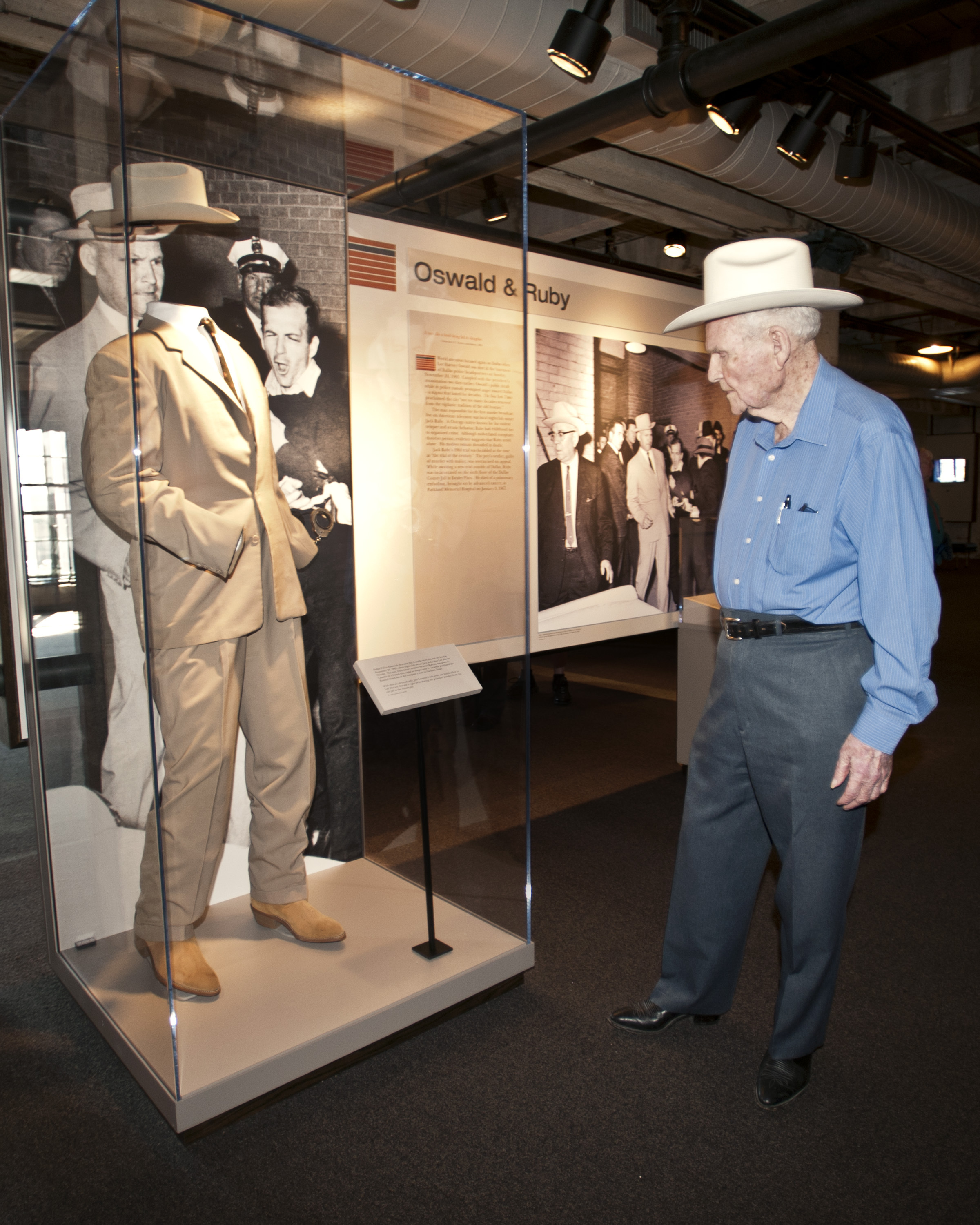 The Sixth Floor Museum At Dealey Plaza Adds Iconic Artifacts Enhances Core Exhibit In Preparation For 50th Anniversary Of President John F Kennedy S