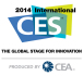 Yahoo-Chefin Marissa Mayer hält Grundsatzreferat bei der International CES 2014