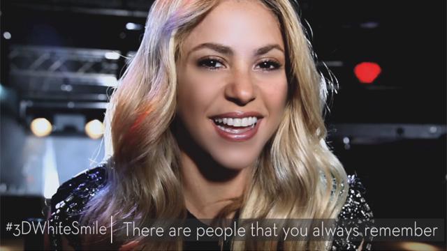 Shakira's SmileStory