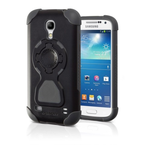 Multi-tasking at its best. This Samsung Galaxy S4 Mini case accomplishes max protection and style, a ...