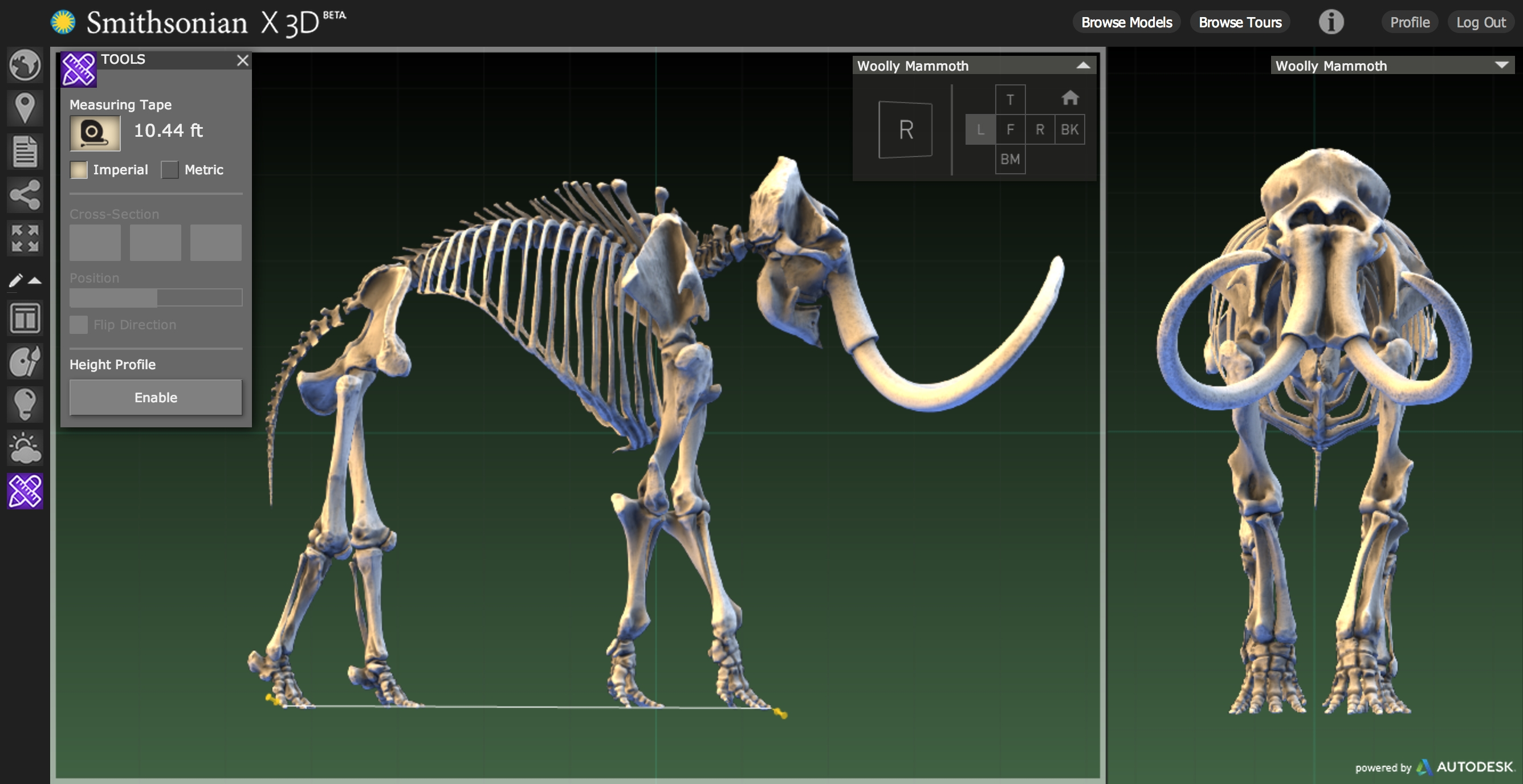 Autodesk Powers 3D Explorer for Smithsonian Institution | Business Wire
