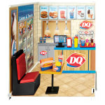 JAKKS Pacific, Inc. (Nasdaq: JAKK) will launch miWorld™ miniature replica stores featuring CLAIRE'S®, DAIRY QUEEN®, OPI®,SPRINKLES CUPCAKES™ and SWEET FACTORY® at Walmart stores nationwide in December. The miWorld™ DreamPlay app enhances the at-home play experience on all core miWorld™ playsets and will be available in the iTunes® app store in December. (Photo: Business Wire)