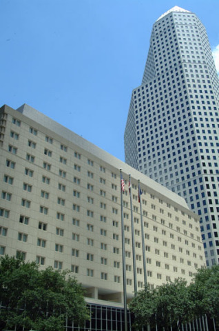 Crowne Plaza Houston Downtown Hotel (Photo: Business Wire)