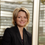 Ildiko Gergely, manager of C.H. Robinson's Basel, Switzerland office (Photo: Business Wire)