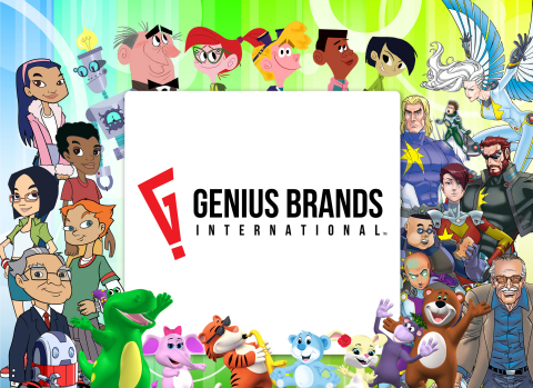 Genius Brands International, Inc. and A Squared Entertainment LLC merge to form an intellectual prop ...