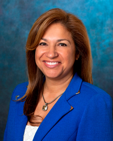 California Bank & Trust's Executive Vice President Betty Rengifo Uribe, Ed.D is a co-chair for the 1 ...