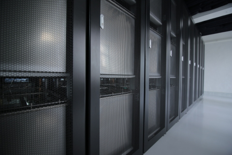 The Allied Control 500 kW immersion cooled data center in Hong Kong employs a novel approach pioneered by 3M Novec Engineered Fluids. Photo courtesy of Allied Control.