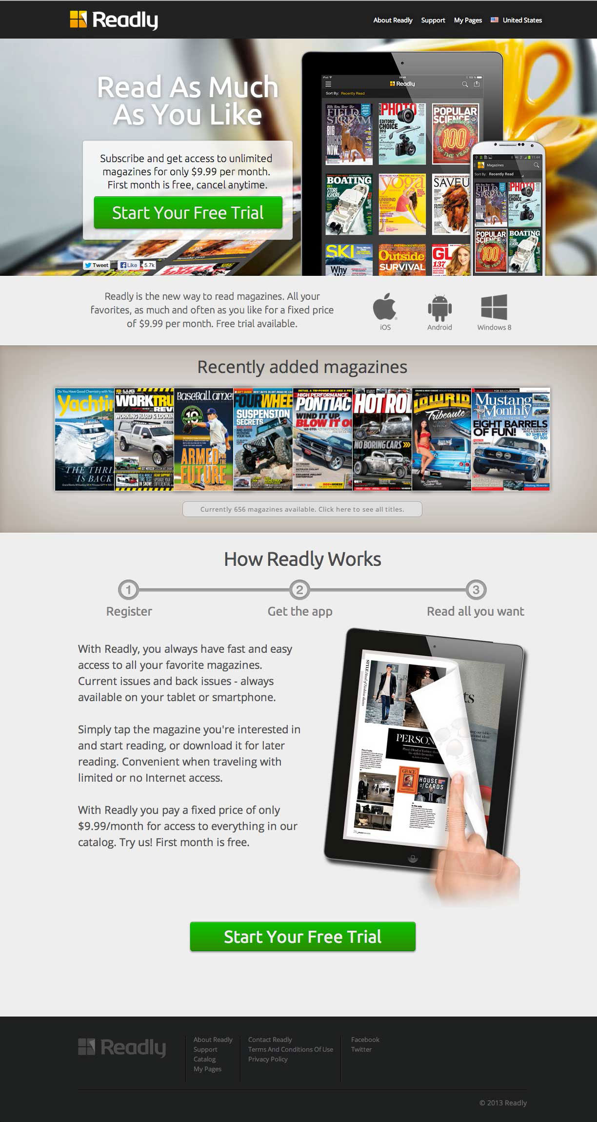 Readly Changes the Game in Digital Magazine Publishing