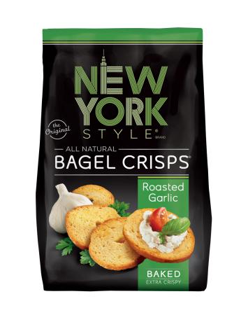 New York Style Bagel Crisps(R)