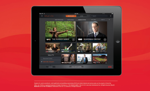 DISH Explorer, now controls all TVs in Hopper ecosystem, including Joeys. (Photo: Business Wire)