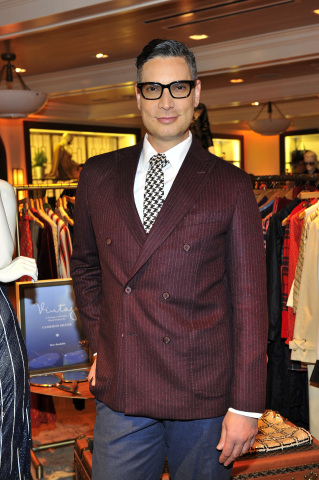 Cameron Silver Vintage Capsule Collection For Tommy Hilfiger Launches In Los Angeles (Photo: Busines ...