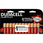 Duracell Quantum AA 12 pack (Graphic: Business Wire)
