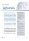 Multidrug-resistant Tuberculosis Fact Sheet