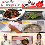 "Image pictures of ""Japanese Recipes TV"". (Graphic: Business Wire)"