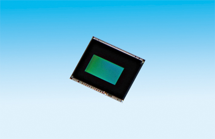 """Toshiba: """"T4K71"""", a 1.12-micrometer, 1080p BSI CMOS image sensor with color noise reduction (CNR) (Photo: Business Wire)"""